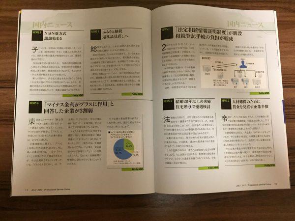 日本国内の士業業界の流れが、一目瞭然!