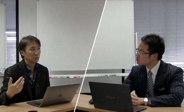 「コンサルのコンサル」コンラボ:北野哲正さんとの特別対談動画