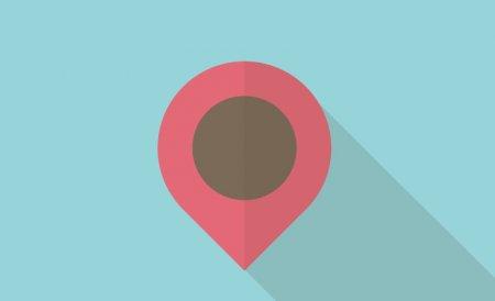 グーグルマップの矢印を任意の場所に移動させる方法