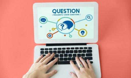 「よくあるご質問」で、ホームページの反応率を上げる方法