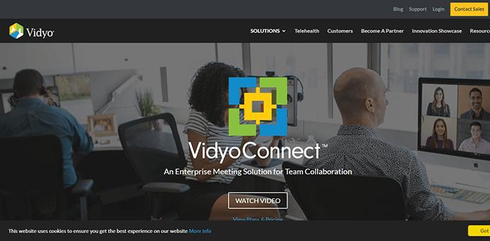 VidyoConnect(ヴィディオコネクト)